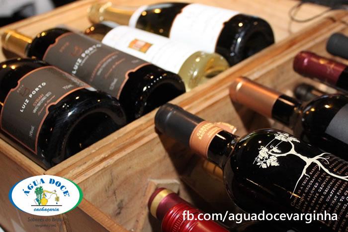 Wine Dinner Água Doce