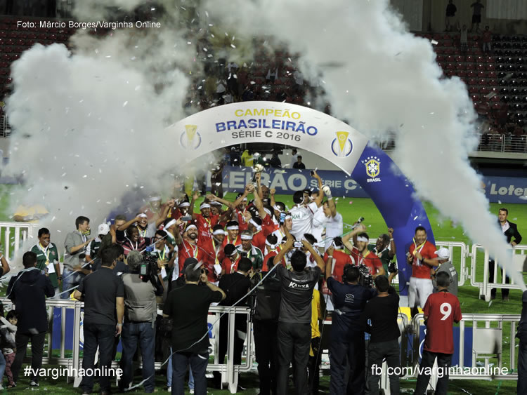 Final do Campeonato Brasileiro da Série C 2016