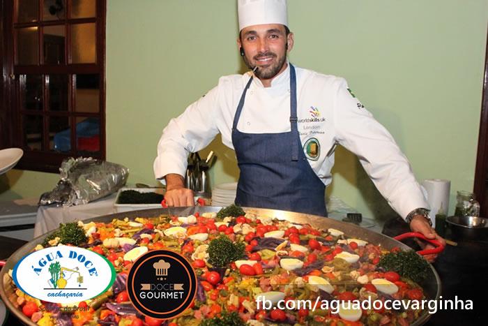 Doce Gourmet - Água Doce com o Chef Ronie Peterson