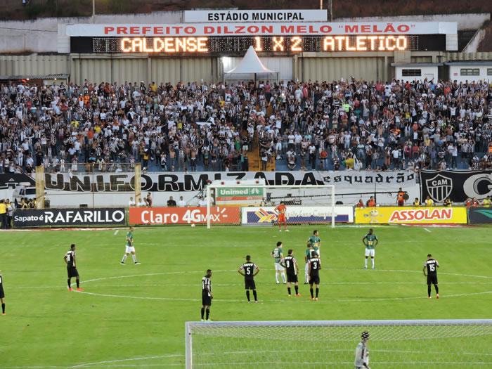 Final do Mineiro 2015: Caldense x Atlético