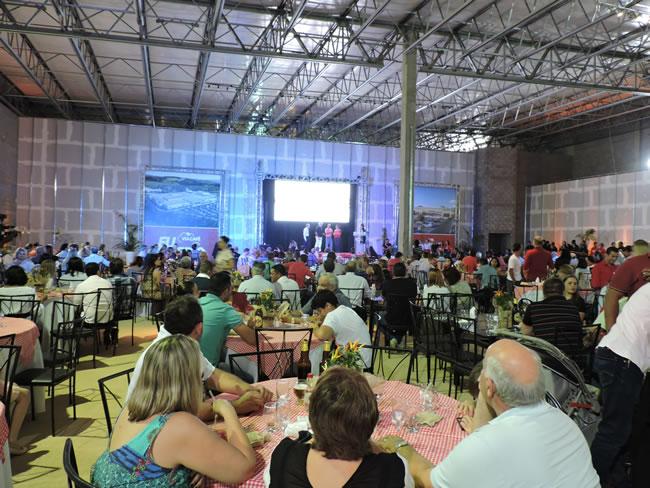 Evento Cumeeira do Via Café Garden Shopping