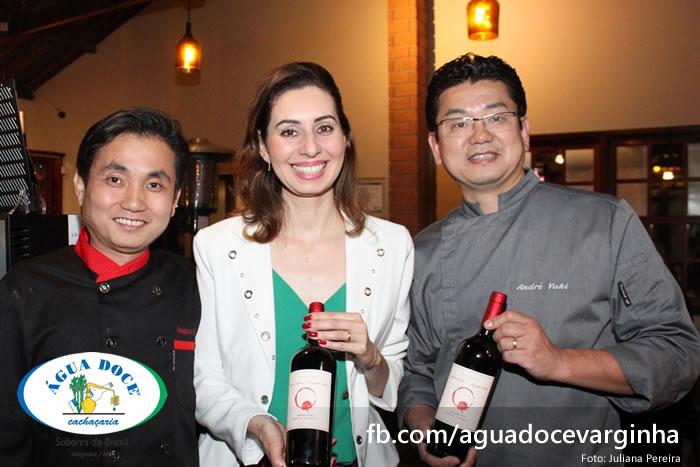 3ª edição do Wine Dinner na Água Doce