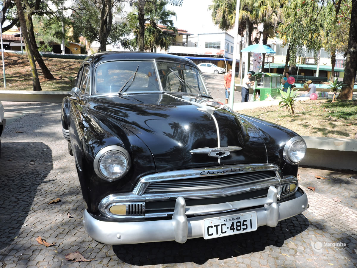 3º Encontro Regional de Veículos Antigos em Varginha