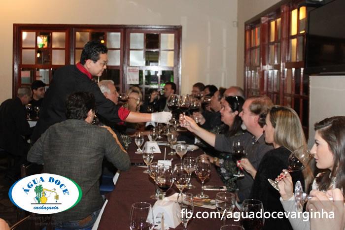 Wine Dinner - Água Doce