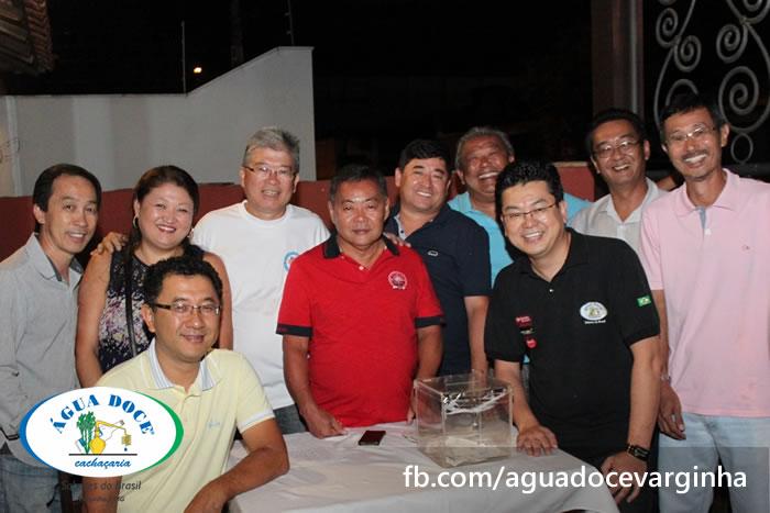Jantar Beneficente em prol a Associação Cultural Nikkey de Varginha