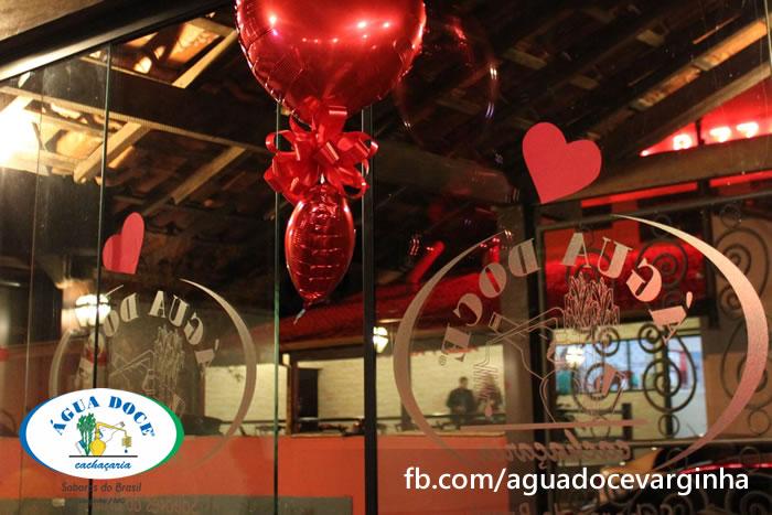 Dia dos Namorados Água Doce