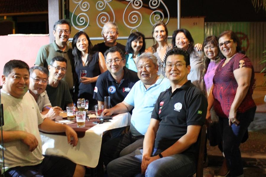 Jantar Beneficente Associação Cultural Nikkey de Varginha