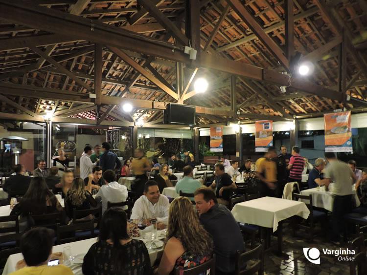 Lançamento do Festival Gourmet & Cultural de Varginha