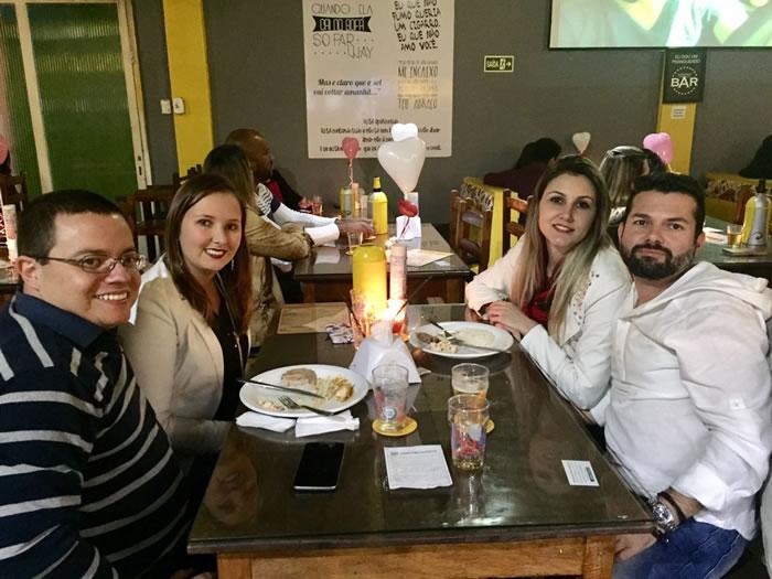Dia dos Namorados no Mistura Brasileira