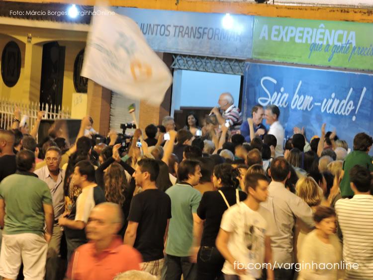 Antônio Silva é reeleito prefeito de Varginha