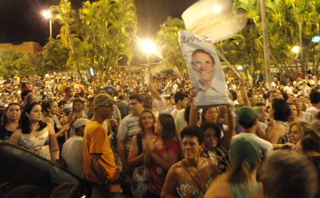 Créditos: Márcio Borges/VOL