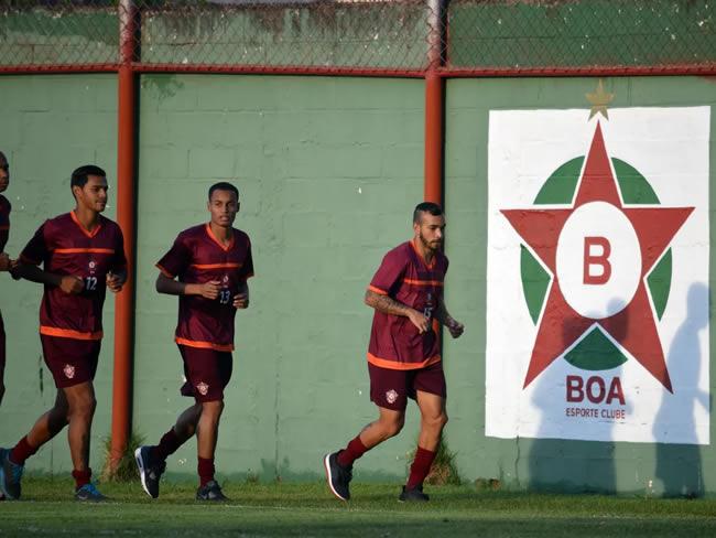 Série B Boa Esporte Busca A Reabilitação No Castelão