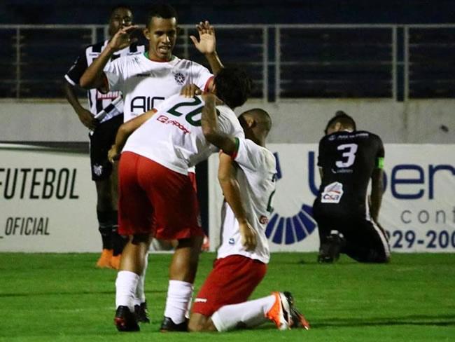 Créditos: Júnior Ayupe/ Tupi FC