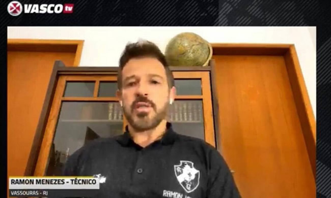 Créditos: Reprodução/ Vasco TV