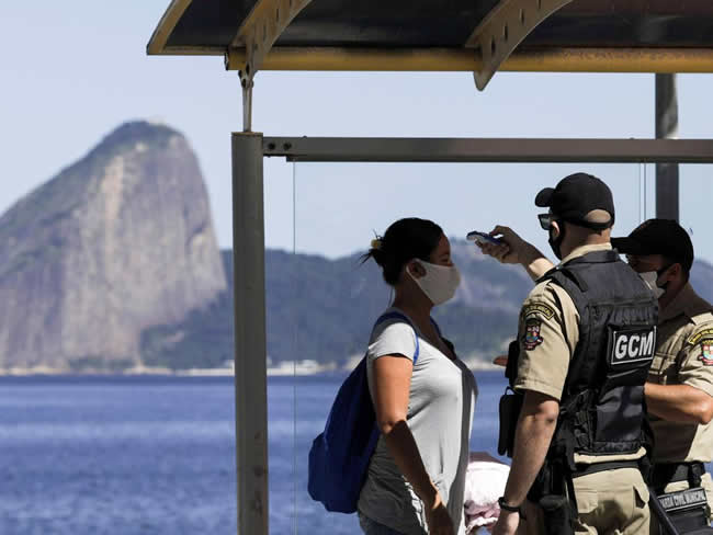 Créditos: REUTERS / Ricardo Moraes/Direitos Reservados Saúde
