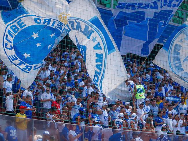 Créditos: Vinnicius Silva/Cruzeiro/Direitos Reservados Esportes
