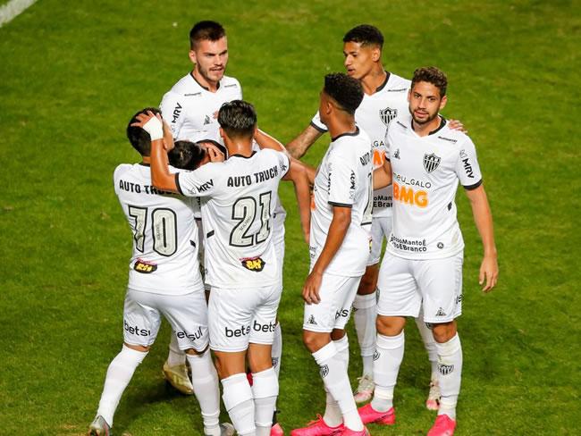 Créditos: Bruno Cantini/ Agência Galo/Atlético-MG/Direitos reservados Esportes