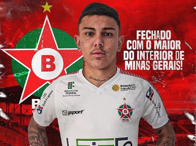 Créditos: Divulgação Boa Esporte