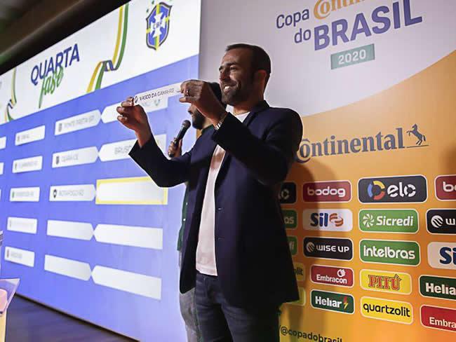 Créditos: Lucas Figueiredo/CBF/Direitos Reservados