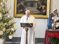 Créditos: Divulgação Vatican News