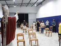 Créditos: Iago Almeida/Pascom Paróquia do Mártir