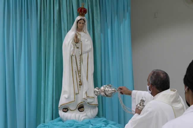 Foto: Pedro Henrique - Pascom Paróquia do Mártir